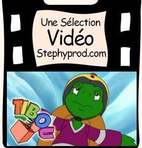 Vidéo Franklin La tortue  fan de hockey, un dessin animé gratuit pour les enfants et les bébés.
