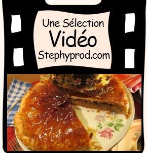 Vidéos Recette de cuisine. Sélection Stephyprod pour les enfants et la famille.