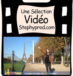Vidéos Voyage. Sélection Stephyprod pour les enfants et la famille.