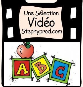 Vidéos Comptines Maternelles. Sélection Stephyprod pour les enfants et la famille.