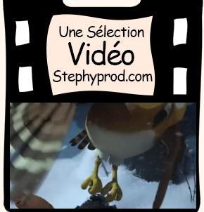 Vidéo le petit gruffalo, un extrait du dessin animé pour les enfants et les bébés.