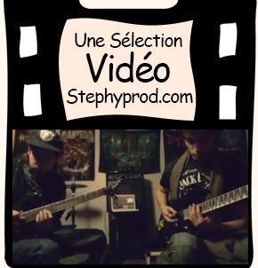 Vidéo Les 4 saisons de Vivaldi à la guitare électrique pour les enfants et les bébés.
