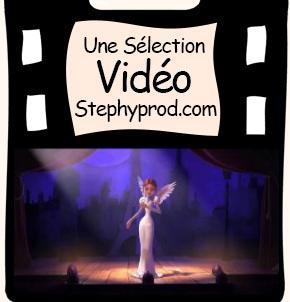 Vidéo Un monstre à Paris, Vanessa Paradis et M chantent La seine pour les enfants et les bébés.