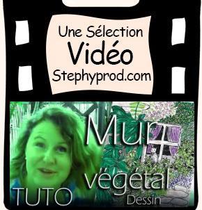 Vidéo Mur végétal -Tutoriel destiné aux enfants pour les enfants et les bébés.