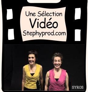 Vidéos Conteur. Sélection Stephyprod pour les enfants et la famille.
