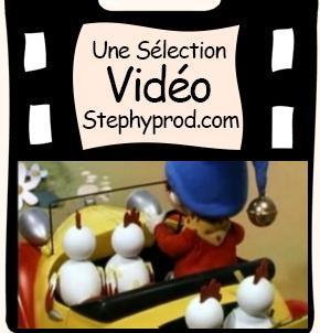 Vidéos Oui oui. Sélection Stephyprod pour les enfants et la famille.