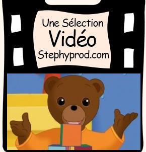 Vidéo Petit Ours Brun - La Compilation 1 de ses dessins animés pour les enfants et les bébés.