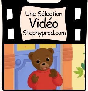 Vidéo Petit Ours Brun - La Compilation 2 de ses dessins animés pour les enfants et les bébés.