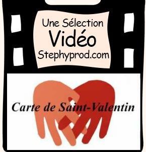 Vidéo Petites mains - Carte de St Valentin pour les enfants et les bébés.