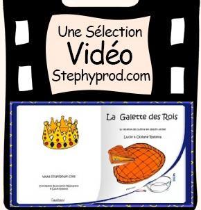 Vidéos Recette. Sélection Stephyprod pour les enfants et la famille.