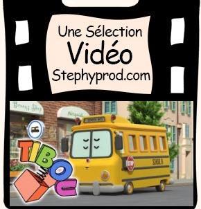 Vidéos Tibou. Sélection Stephyprod pour les enfants et la famille.