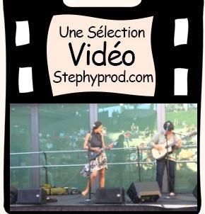 Vidéo Taimane Gardner concert à San Diego pour les enfants et les bébés.