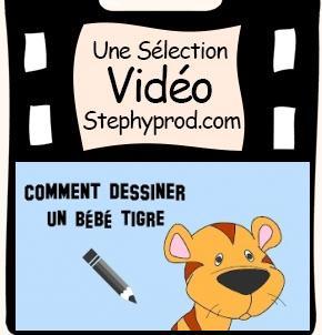Vidéos Tigre. Sélection Stephyprod pour les enfants et la famille.