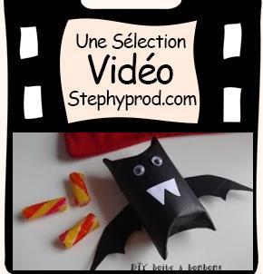 Vidéos Halloween. Sélection Stephyprod pour les enfants et la famille.