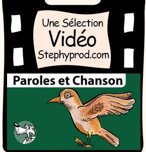 Vidéo Alouette pour les enfants et les bébés.