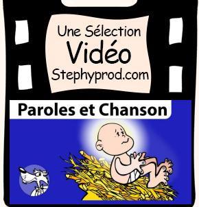 Vidéo Douce Nuit Sainte Nuit pour les enfants et les bébés.