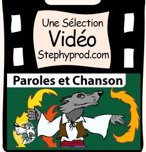 Vidéo La Valse des Loups pour les enfants et les bébés.