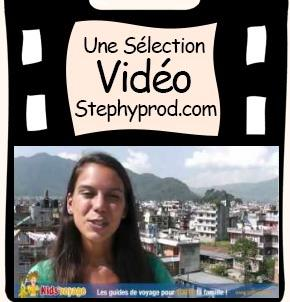 Vidéo Vidéo Kids'voyage - 18 Vallée de Katmandou, Népal pour les enfants et les bébés.