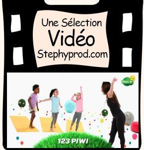 Vidéo Tuto yoga pour enfants, le demi pont, le bol de chocolat pour les enfants et les bébés.