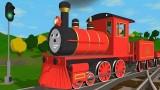 Dessin animé Apprends les formes avec Shawn le train