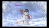 Chanson bonhomme de neige, Croqu' la Lune