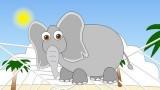 Chanson Un éléphant qui se balançait