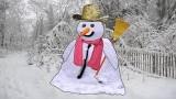 Chanson un bonhomme de neige est né