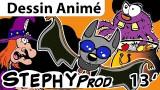 Compilation pour Halloween, dessins animés de Stéphy