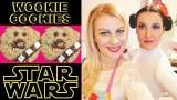 Cookies star wars, un gâteau facile et rapide au chocolat