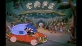 Dessin animé Disney, Cabaret de nuit