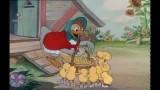 Dessin animé Disney - Une Petite Poule Avisée