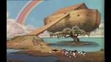 Dessin animé Walt Disney L'arche de Noé