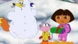 Dora l'exploratrice - Le cadeau du Père Noël