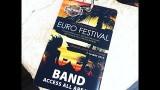 Euro Festival Harley Davidson Concert Rock