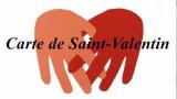 Petites mains - Carte de St Valentin