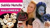 Sablés Nutella Halloween, un tuto de cuisine