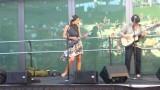 Taimane Gardner concert à San Diego