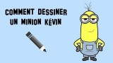 Tuto de dessin, le minion Kévin