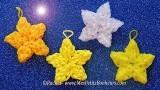 Tutoriel étoiles en élastiques pour Noël Rainbow Loom