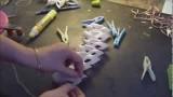 Tutoriel pour Noël, de splendides décorations en papier, DIY
